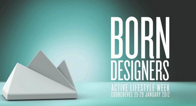 Born Designers logo