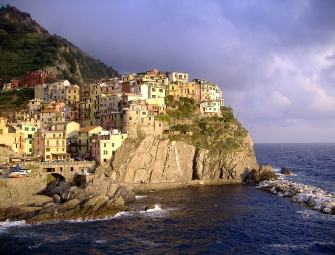 Cinque Terre in Italy - Mediterranean