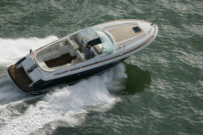 New Chris-Craft Launch 32 & Corsair 36 Yacht Tenders at 2012 Miami Boat Show