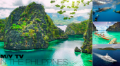 Discover the Stunning archipelago of the Philippines aboard charter yacht TV