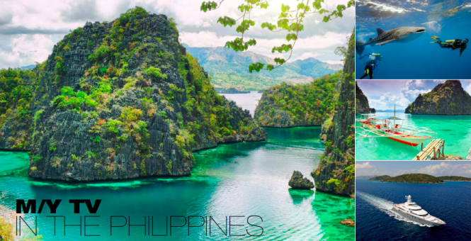 Discover the Stunning archipelago of the Philippines aboard a charter yacht