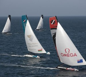 6th Extreme Sailing Series held in Muscat, Oman to start on 28 February