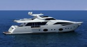 Ferretti Custom Line 100 Yacht