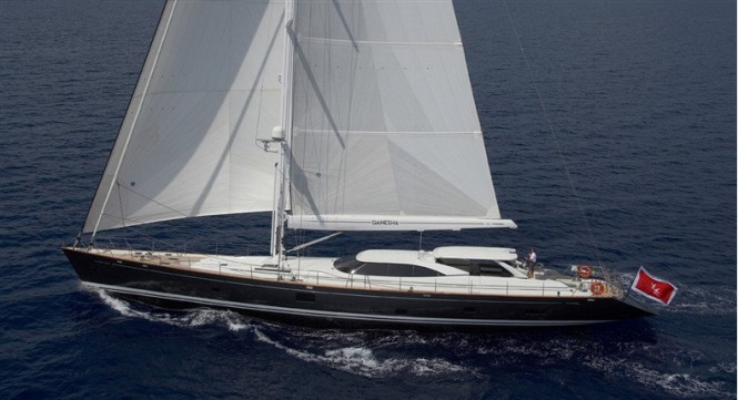 GANESHA Superyacht