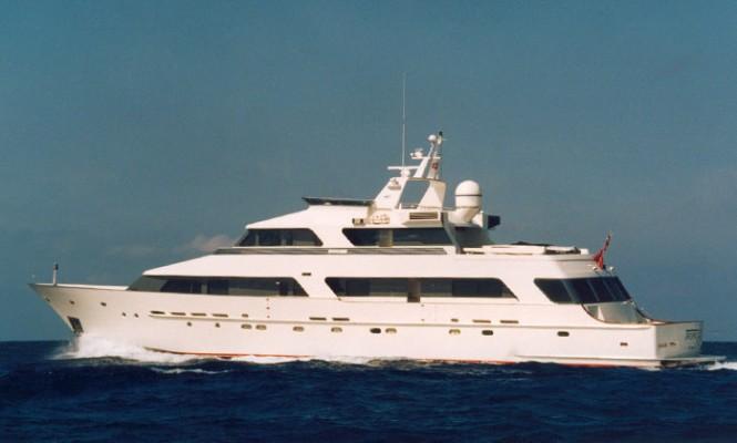 Heesen 36.90m motor yacht No Comment (ex Tropic C)