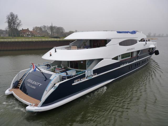 Heesen 55m super yacht Serenity