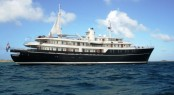Impressive luxury superyacht SHERAKHAN