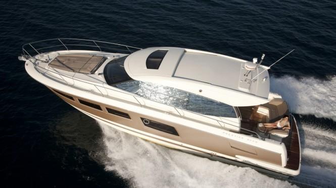 Jeanneau Prestige 500 Yacht