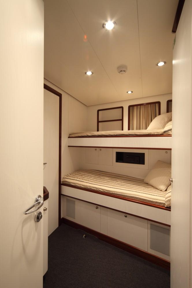 My Navetta 43 Lady Trudy Luxury Yacht Charter