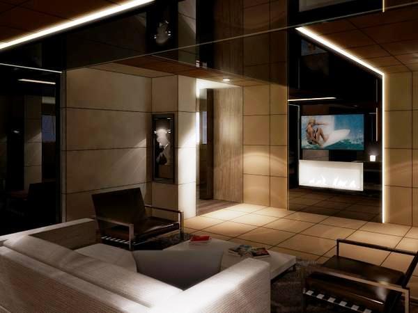 Luxury mega yacht interior superyacht mystic s interior