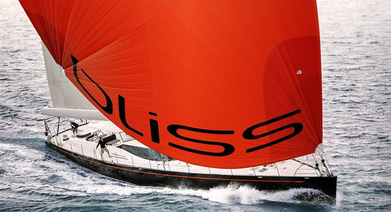 Luxury charter yacht BLISS