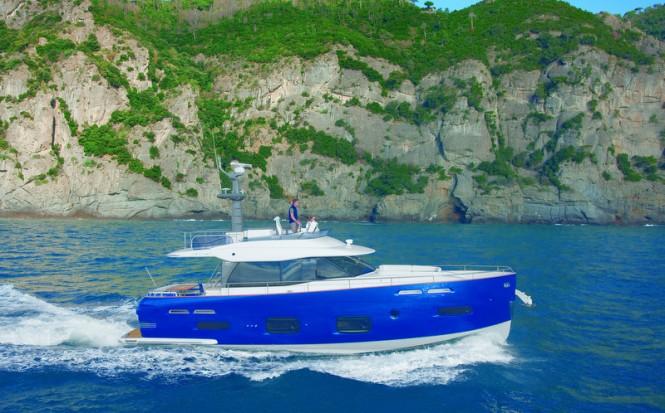 Magellano 50 Yacht