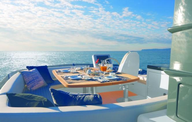 Magellano 50 Yacht Flybridge