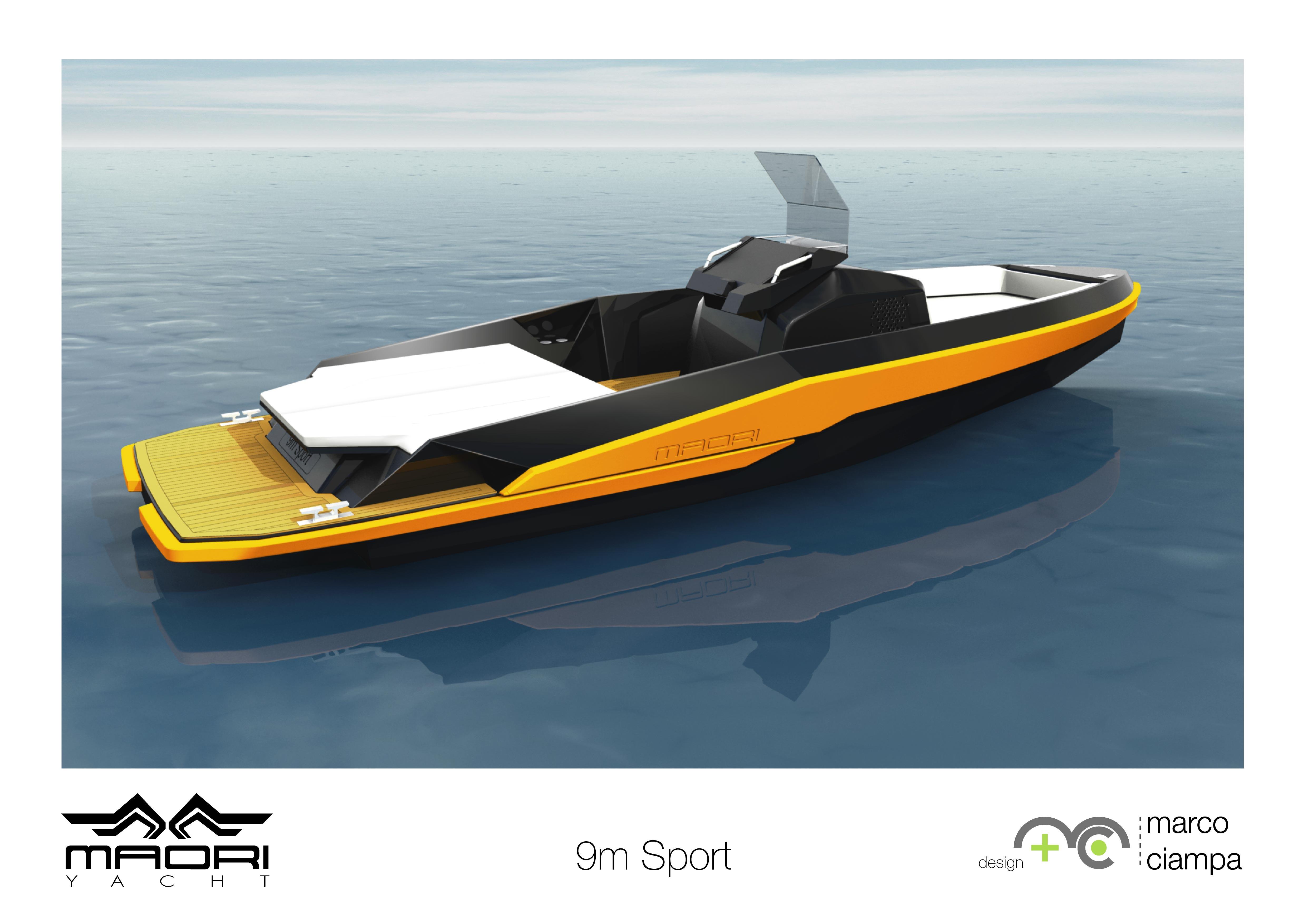 "Superyacht News Related to ""Maori 9mt Sport Yacht"""