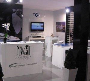Marina Ibiza - a New Overmarine Group Mangusta site of its Balearic headquarters