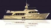 Moonen 100 Explorer Motor Yacht YN195
