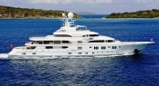Motor Yacht TV available for luxury yacht charter in the Philippines