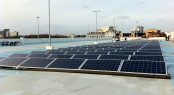 Ocean Car Park Solar Installation