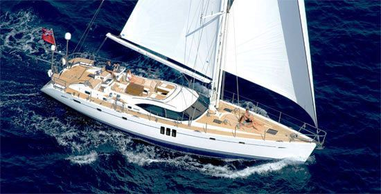Oyster announce two new sailing yacht Contracts at 2012 London Boat Show