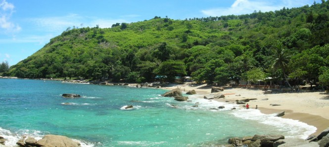 Phuket - a popular yacht charter destination