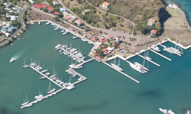 Port Louis Marina