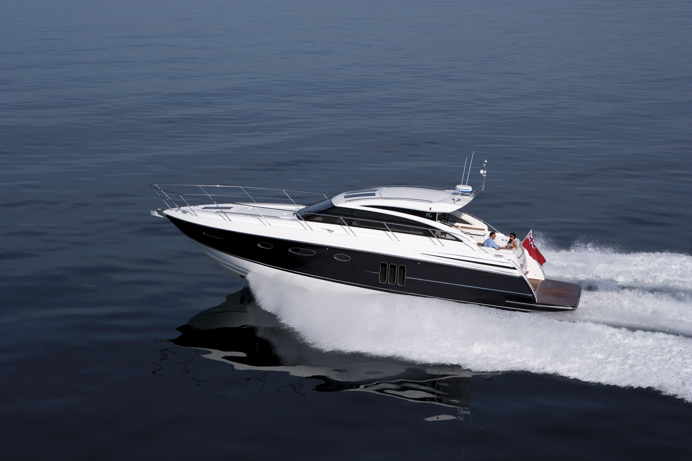 Princess V52 Yacht