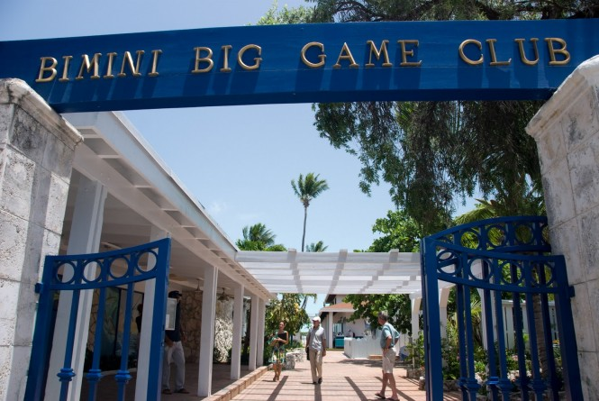 Re-opening of the historic Bimini Big Game Club