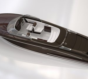 Riva Iseo Yacht Tender, winner of the Perfomance and Superboats Award at 2012 London Boat Show