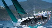 Sailing Yacht Vesper Christophe Jouany Les Voiles de Saint-Barth