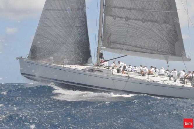 Sailing yacht Idea - Credit Bim Media Group - Bim.bb.