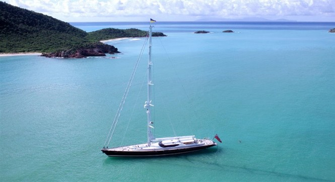 Sailing yacht KOO