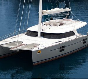 Sunreef 70 sailing yacht POMAIKA'I launched