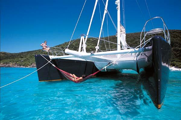 Sunreef 74 sailing yacht Maita'i available for charter in the Med and the Caribbean