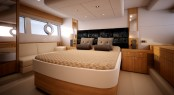Sunseeker Predator 53 yacht with interior by Design Unlimited