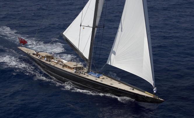 Super yacht Lionheart