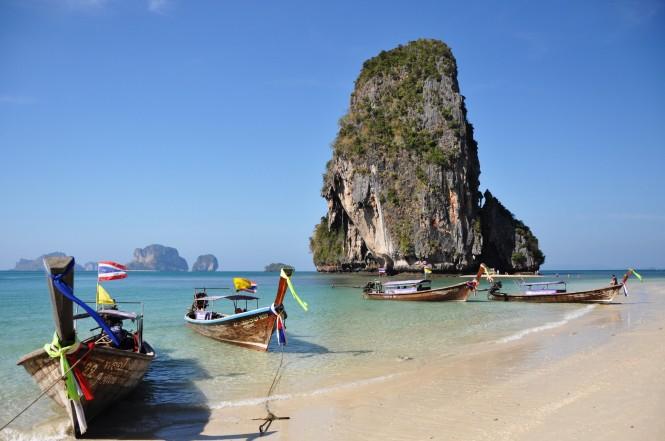 Thailand - the best sailing destination in Asia