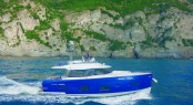 The 2011 UIM Environmental Award Winner - Azimut motor yacht Magellano 50