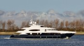 The 50m superyacht Serenity by Heesen - Photo credits to Hans Esveldt and The Yacht Photo