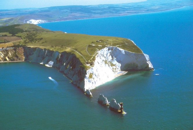 The Isle of Wight, UK