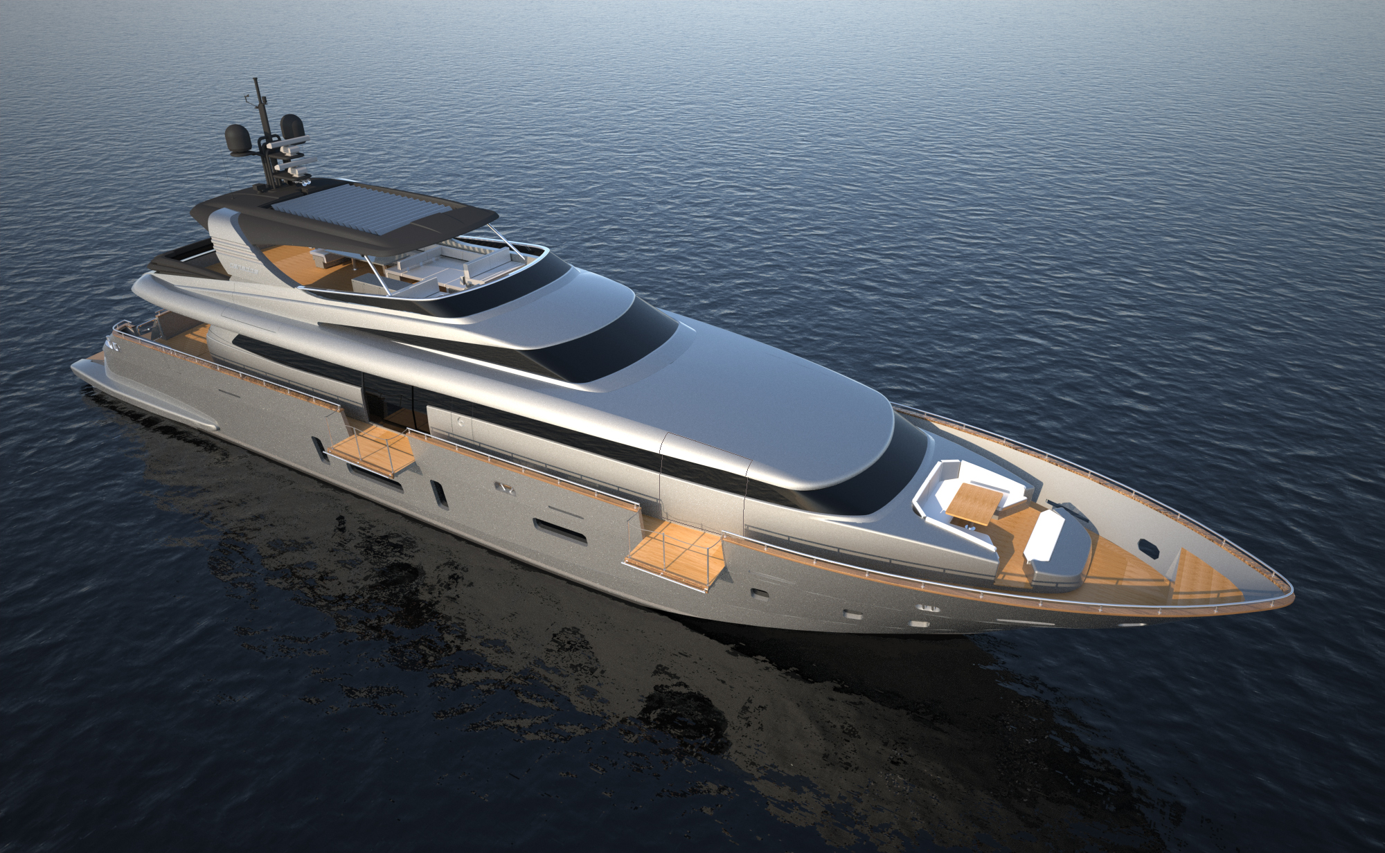 The Luxury Motor Yacht Canados 120 Yacht Charter