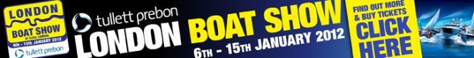 Tullett Prebon London Boat Show 2012