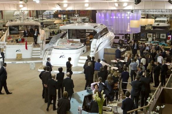 Tullett Prebon London International Boat Show 2012