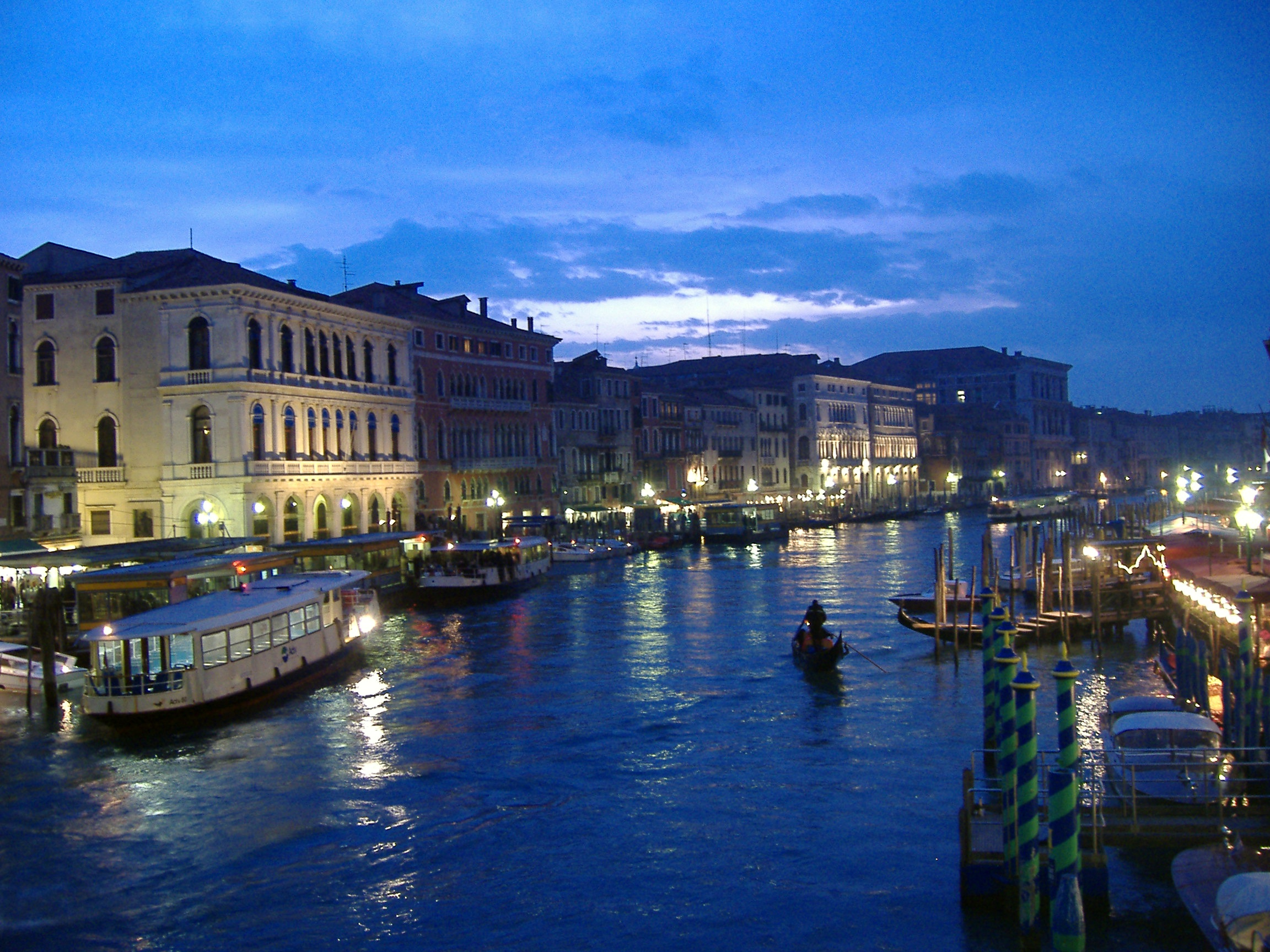 Venice italy yacht charter superyacht news for The italian