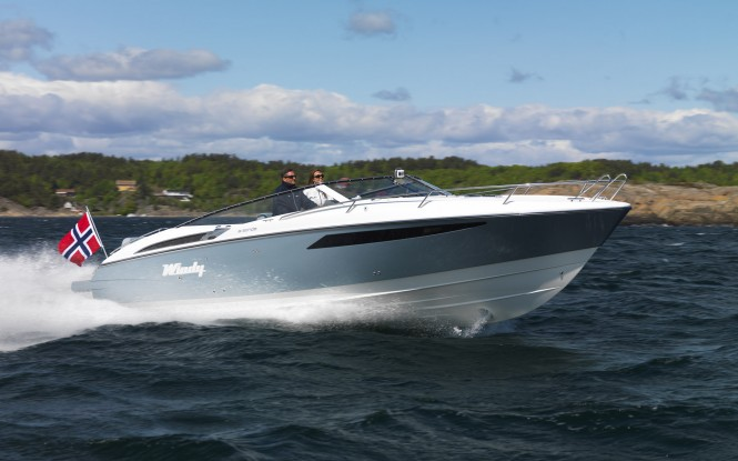 Windy 31 Zonda Yacht