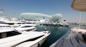Yas Marina in a beautiful yacht charter location - Abu Dhabi