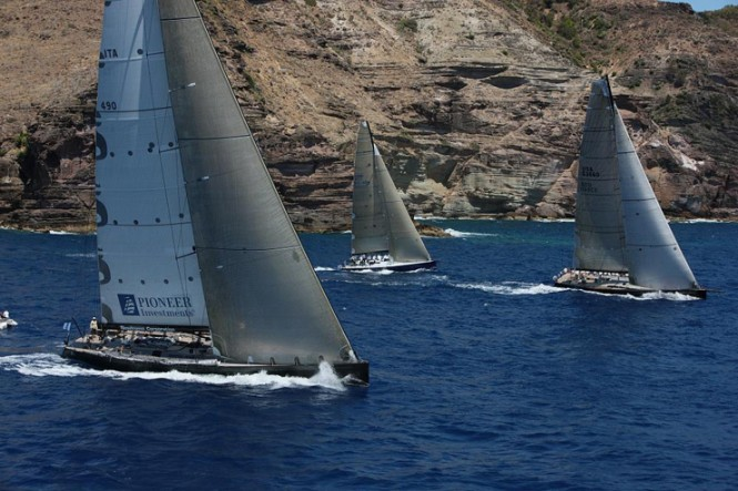 2011 RORC Caribbean 600 - Photo by Tim Wright