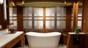 49m Trinity Superyacht BLIND DATE - Master suite bath