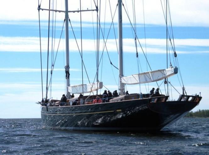 66m Sailing Yacht Hetairos Credit Baltic Yachts