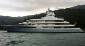 92m Mayan Queen IV in the Marlborough Sounds, New Zealand