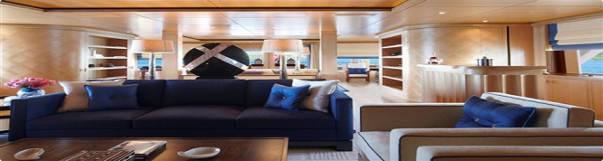 An Example of the HOGENELST SuperYacht Interiors Excellent Work